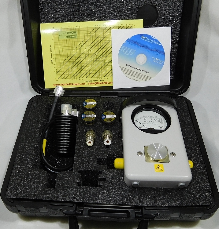 Bird Electronic - Bird 43P Kit Peak/Average Thruline Amateur