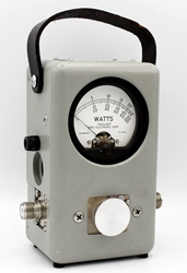 Bird 43 Thruline RF Wattmeter (Used) In Excellent Condition Bird 43 Wattmeter