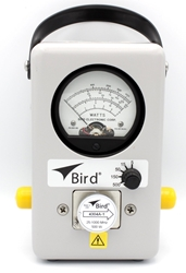 Bird 4304A Broadband Thruline RF Wattmeter IN STOCK 25-1000 MHz 5-500W Bird 4304A Wattmeter