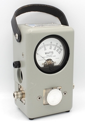 Bird 43P Thruline RF PEP/AVG RF Wattmeter Like New Condition (Used) Bird 43P Wattmeter