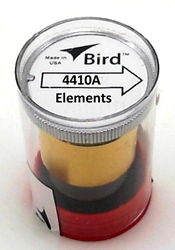 Bird Element 4410-5 (Used) 1-1000W 25-80 MHz Bird 4410-5