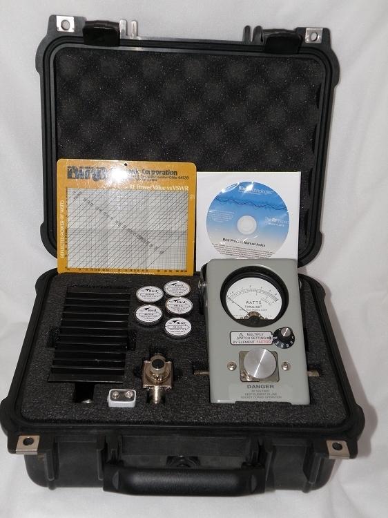 New Bird 4410A Wattmeter MultiRange Element 4410-8  200-1000 MHz 1-1000 Watts