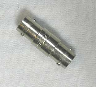 Adapter BNC(F) to BNC(F) UHF adapter