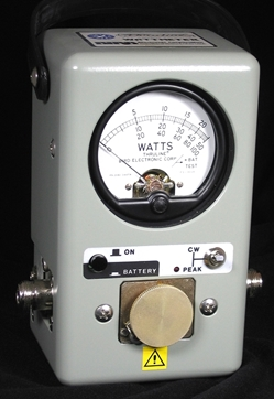 Bird 4314B Peak/Burst/Pulse/Avg Read Wattmeter (Used) <BR> TDMA CDMA DMR Compliant Bird 4314B Wattmeter