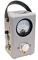 Bird 4301 Thruline RF Wattmeter w/ Line Section Input Bird 4301 Wattmeter