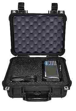 Bird 5000-035 Custom Pelican Storage Case 5000-XT Meters & SK Analyzers Bird 5000-035 Case