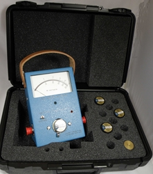 Coaxial Dynamics 88800 Storage Case for Meter & Elements - IN STOCK Coaxial Dynamics 88800 Custom Wattmeter Case