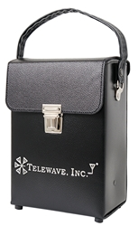 Telewave TC44 IN STOCK <BR> Deluxe Leather Case Telewave TC44 Leather Case